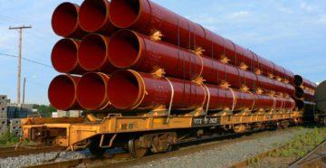 Перевозки негабаритных грузов по железной дороге