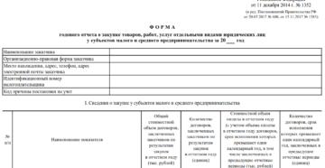 Размещение отчетности о закупках у субъектов МСП по 223-ФЗ