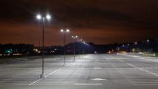 Освещение парковок