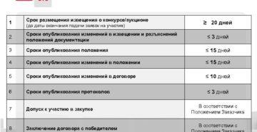 Отчетность по 223-ФЗ: что и когда надо размещать заказчику в ЕИС