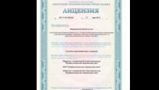 Лицензирование перевозок лежачих больных