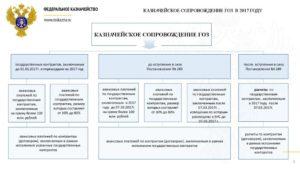 Правила казначейского сопровождения ГОЗ в 2019 году