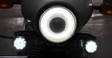 Ксеноновые фары на мотоцикл