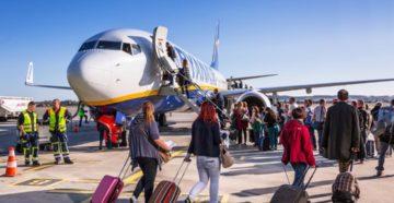 Воздушные перевозки пассажиров