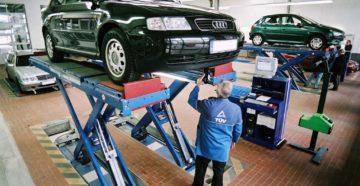 Процедура прохождения техосмотра автомобиля