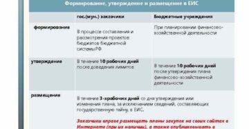 Утверждены правила размещения в ЕИС планов закупок и планов-графиков закупок