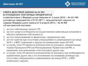 Закон № 321-ФЗ: как ГУП и МУП проводят закупки с 2017 года