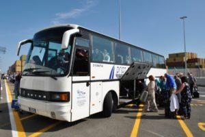 Международные пассажирские перевозки на автобусах